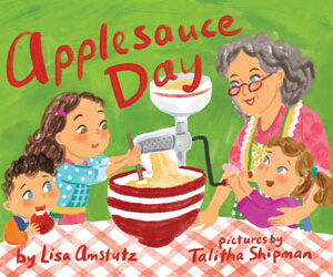 Book Cover- Applesauce Day