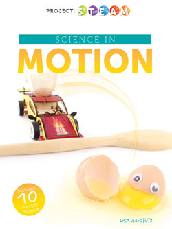 Book Cover Science in Motion