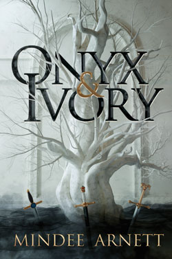 Book Cover - Onxy & Ivory