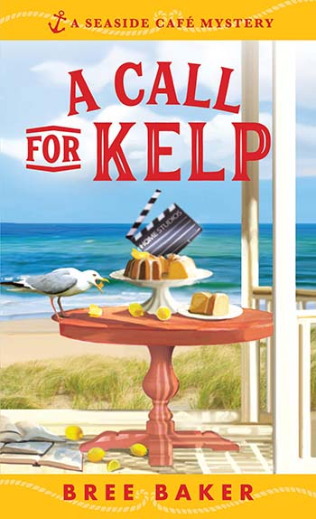 Book cover - A Call for Kelp