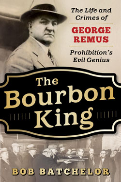 book cover The Bourbon King