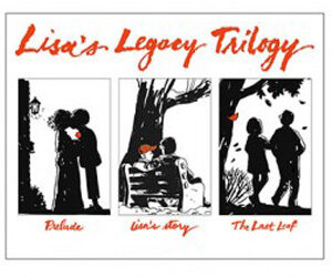 Book cover - Lisa's Legacy Trilogy