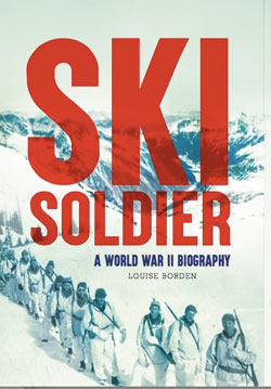 Book Cover- Ski Soldier