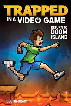 Book cover - Return to Doom Island