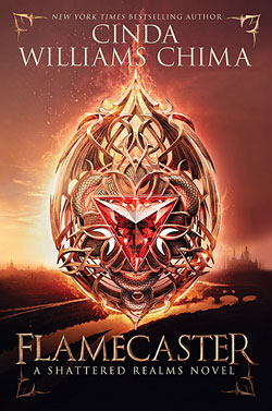 book cover Flamecaster