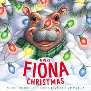 Book Cover-A Very Fiona Christmas