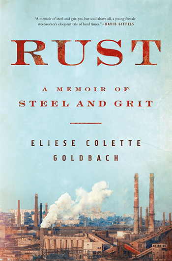 Book Cover- Rust