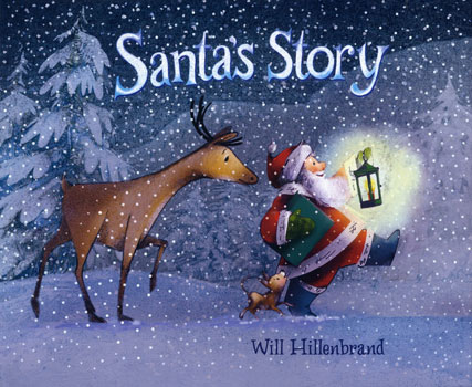 Book Cover-Santa's Story
