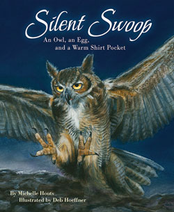 Book Cover - Silent Swoop