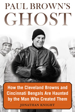 Book cover Paul Brown's Ghost