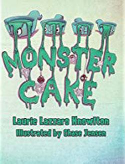 book cover Monster Cake