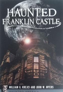 Book Cover Haunted Franklin Castle
