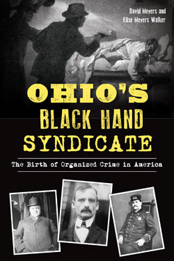 book cover - Ohio's Black Hand Syndicate