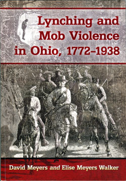 book cover - Lynching and Mob Violence
