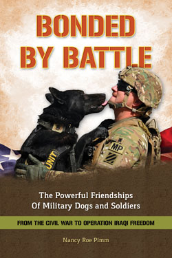 Book Cover- Bonded by Battle