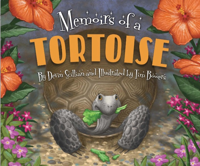 Memoirs of a Tortoise book cover