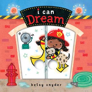 Book cover I Can Dream