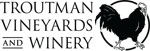 Troutman Vineyards and Winery Logo