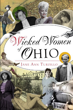 book cover Wicked Women in Ohio