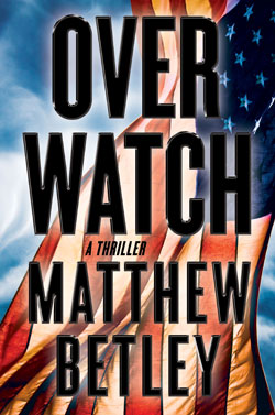 book cover Over Watch