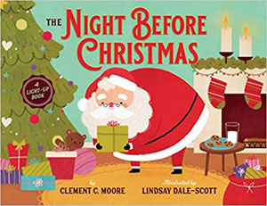 book cover The Night Before Christmas