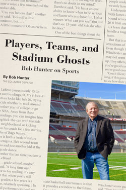 book cover Players, Teams, and Stadium Ghosts