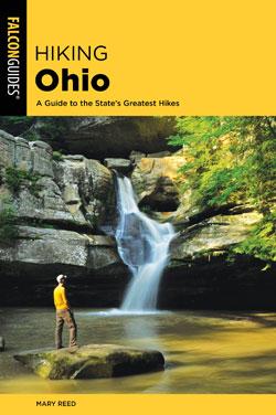 book cover Hiking Ohio