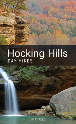 book cover Hocking Hills Day Hikes