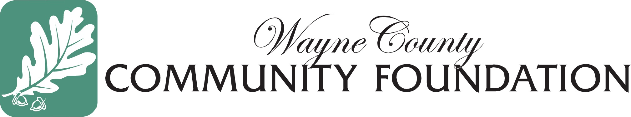 Wayne County Community Foundation logo